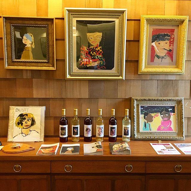 アーブル美術館 「干支と旅と想いで」 3月2日-25日 好評開催中です! アーブル美術館初期の貴重な原画も展示してありますのでこの機会にご覧になってくださいね(^^) アルタナカフェは本日も10時よりオープン中です!