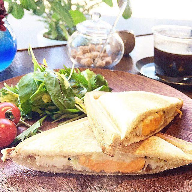 この後8:00-10:00朝カフェです(^^) 限定メニューのホットサンドとジャムパレードを食べにいらしてくださいね! カフェは10時から17時までは通常営業です。