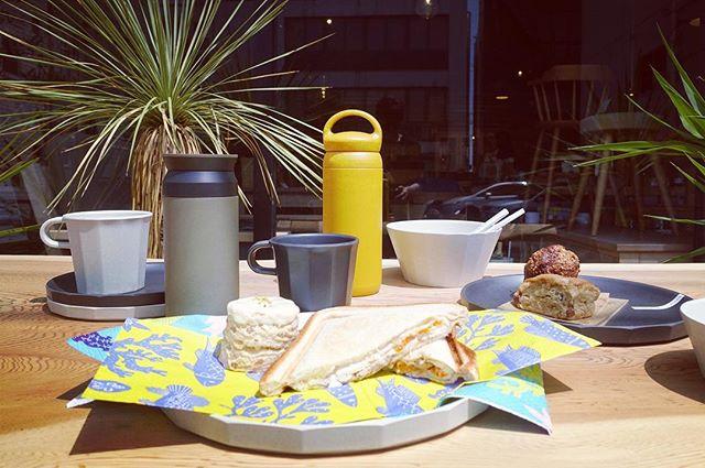 まだまだ暑い日は続きそうですが…もうすぐ秋!行楽の季節です。 野外でも使えるテーブルウェアで、屋外での食事を楽しんでみてはいかがでしょう? .