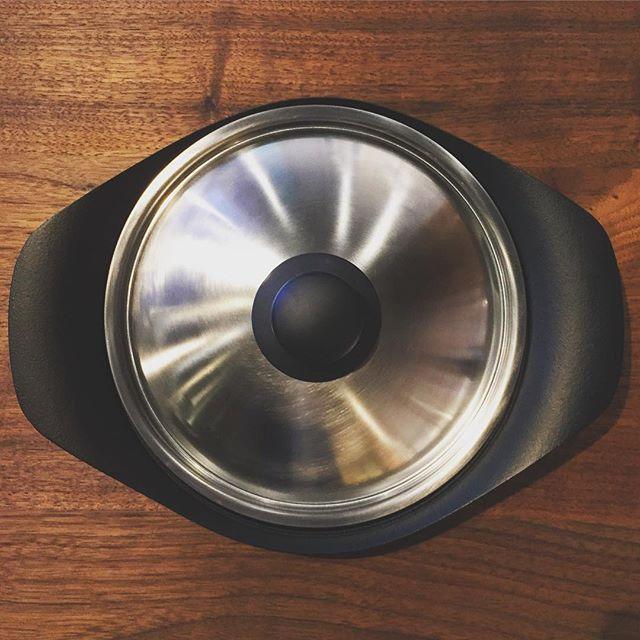 食卓に出したい鍋。 柳宗理オイルパン 7,000yen+TAX