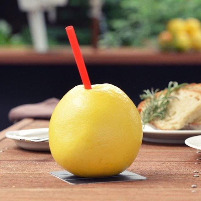 アルタナカフェで人気のカジュッタ! オレンジやグレープフルーツの芯をくり抜き特殊な刃で中の果汁を絞りそのまま提供するフレッシュジュース! ランチメニューのセットドリンクで差額なしでご注文いただけます。 インスタにも映えるので是非写真を撮りにきてくださいね(^^) 本日も10:00より営業中! 17:00からは夜カフェも営業します!