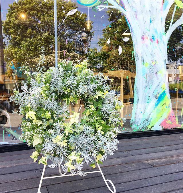 昨日お花屋さんが新しい花を持って来てくれました( ^ω^ ) プランツギャザリングという名前の寄せ植えで様々な植物が合わさって素敵ですね! 5月4日・5日の2日間はGW特別営業! ランチは朝霧ヨーグル豚ソーセージフォカッチャとオニオンスープ、ドリンクのセットのみになります。(各日20食限定) 通常メニューのスイーツとドリンクはご注文いただけます(^^) 本日も10時よりオープン中です。