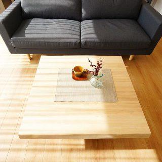 . マルニ木工 HIROSHIMAソファとホワイトアッシュ一枚板テーブル。 . 圧迫感を感じさせない低めの背とシンプルな作りで、LDKにすっきりと馴染みます。 . ◆マルニ木工 HIROSHIMAソファ W1905×D900×H715 SH425 ¥278,000+tax〜 ※木材、塗装、生地により価格が異なります。 ◆MUKU-TEN ホワイトアッシュ一枚板テーブル ¥50,000+tax ※別途脚代がかかります。