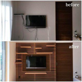 ◆アルタナ施工事例 オリジナルデザイン可動棚「アルタナ」を、LDKに設置させていただきました。