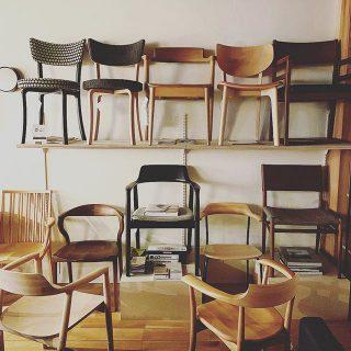 ハナレアルタナselectの椅子コレクション だいぶ、増えてきました。 あなたのお気に入りは? ぜひ、座り心地をお確かめください(^^) ︎ ︎ 明日4/15(月)も11:00よりオープンします!