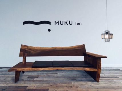 ︎ 新商品!MUKU-TEN一枚板ソファ Coming soon!! ︎ 本日11/2(土)11:00〜17:00オープンいたします。
