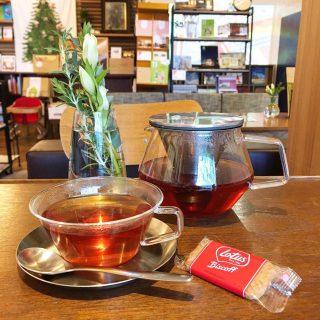 HOTが美味しい(恋しい?)季節になってきましたね teteria紅茶(ディンブラ)