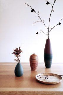 MUKU ten.×器のしつらえ展 Table3.「暮らしに花器を。」@Besso ALTANA
